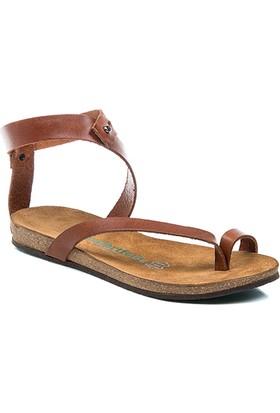 Comfortfüsse Sara Taba Kadın Sandalet