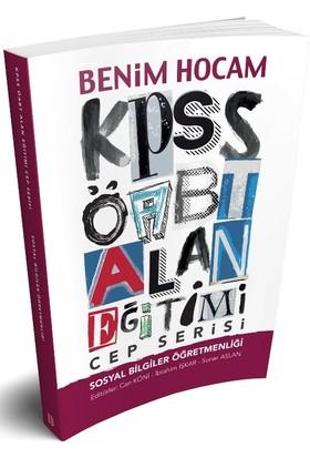Benim Hocam Yayınları 2018 Öabt Cep Serisi Sosyal Bilgiler Öğretmenliği - Can Köni;İbrahim İşkar