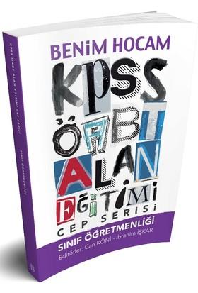 Benim Hocam Yayınları 2018 Öabt Cep Serisi Sınıf Öğretmenliği - Can Köni;İbrahim İşkar