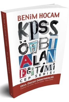 Benim Hocam Yayınları 2018 Öabt Cep Serisi Okul Öncesi Öğretmenliği - Can Köni;İbrahim İşkar