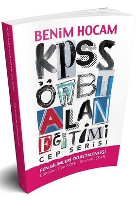 Benim Hocam Yayınları 2018 Öabt Cep Serisi Fen Bilimleri Öğretmenliği - Can Köni;İbrahim İşkar