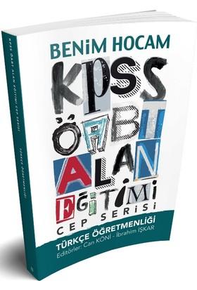 Benim Hocam Yayınları 2018 Öabt Cep Serisi Türkçe Öğretmenliği - Can Köni;İbrahim İşkar