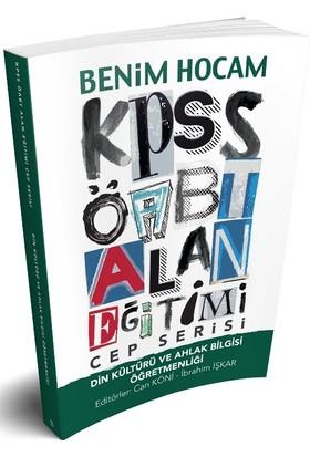 Benim Hocam Yayınları 2018 Öabt Cep Serisi Din Kültürü Ve Ahlak Bilgisi Öğretmenliği - Can Köni;İbrahim İşkar