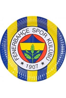 Balonevi Fenerbahçe Lisanslı Karton Tabak