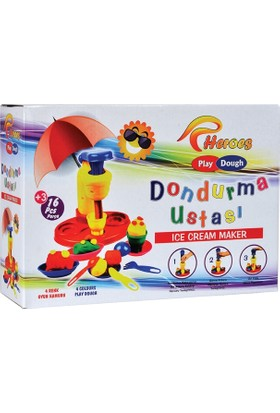 Play-Dough Dondurma Oyun Hamuru Seti 16 Parça