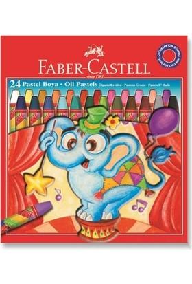 Faber-Castell Pastel Boya 24 Renk RedLine