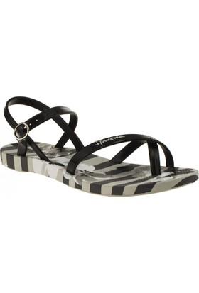 İpanema M0221 İp Fashion Siyah Kadın Sandalet