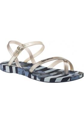 İpanema M0221 İp Fashion Lacivert Kadın Sandalet