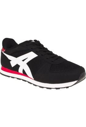 Jump 15562 Bağlı Günlük Siyah Erkek Spor Ayakkabı