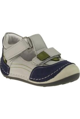 Perlina 2006 İlkadim Çift Cirtli Lacivert Çocuk Ayakkabı