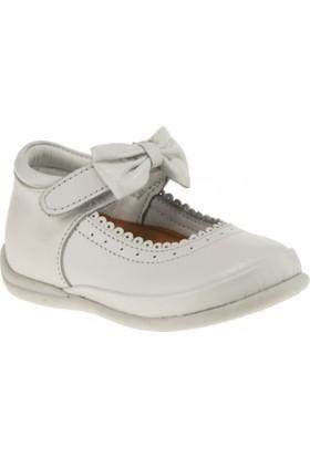 Perlina 2104 İlkadim Tek Cirtli Fiyonk Çocuk Ayakkabı