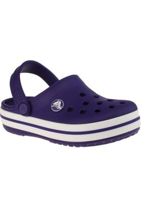 Crocs 204537 Crocband Clog Kids Mor Çocuk Terlik