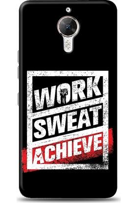 Eiroo General Mobile GM 5 Plus Work Sweat Desen Kılıf