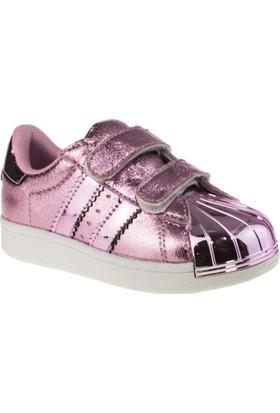 Flubber 22261 Patik Pembe Çocuk Spor Ayakkabı