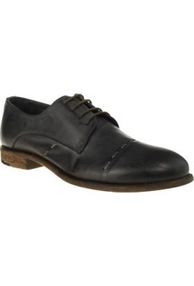 Greyder 63200 Klasik Antrasit Erkek Ayakkabı