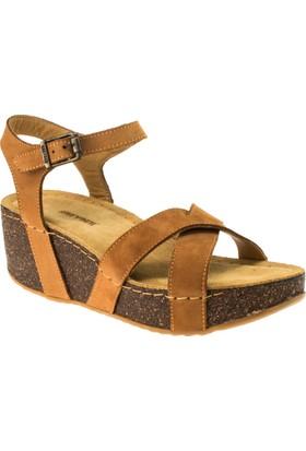 Greyder 50211 Comfort Taba Kadın Sandalet