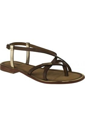 Greyder 51303 Düz Taba Kadın Sandalet