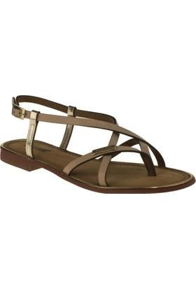 Greyder 51303 Düz Pembe Kadın Sandalet