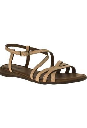 Greyder 51305 Düz Pembe Kadın Sandalet