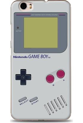 Eiroo Vestel Venüs Z10 Game Boy Desen Kılıf