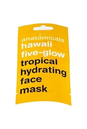 Anatomicals Tropical Containing Moisturizing Facial Mask 15 ml