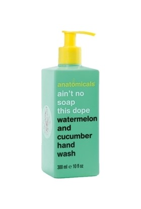 Anatomicals Watermelon and Cucumber Liquid Hand Soap 300 ml