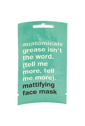 Anatomicals Mattifying Face Mask 15 ml
