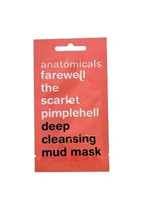 Anatomicals Deep Cleansing Facial Mask Containing Clay 15 ml