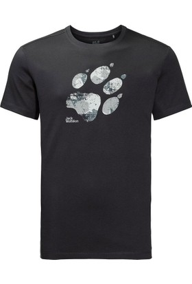Jack Wolfskin Marble Pawn Erkek T-Shirt 1806341-6350