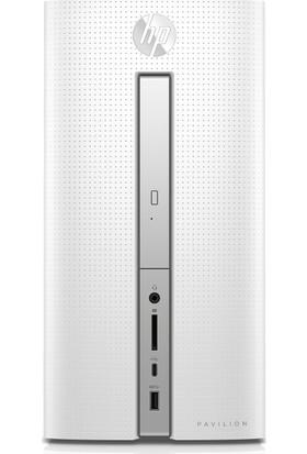 HP Pavilion 570-P020NT Intel Core i5 7400 8GB 1TB GTX1050 Windows 10 Home Masaüstü Bilgisayar 1NH69EA
