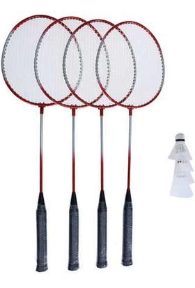 Sportive B22 Badminton Raket Seti (B229)