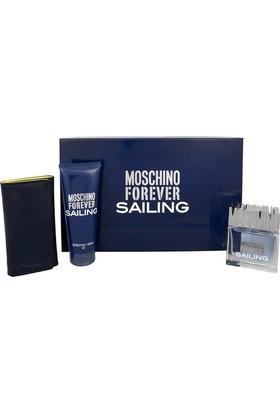 Moschino Forever Saılıng Edt 50 Ml + 100 Ml Shower Gel Erkek Set