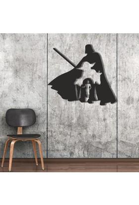 Dekoragel Star Wars the Bests Metal Duvar Dekoru