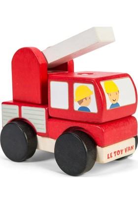 Le Toy Van İtfaiye Aracı