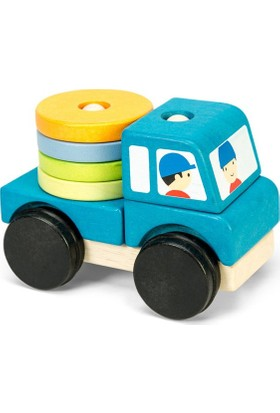 Le Toy Van Kamyon