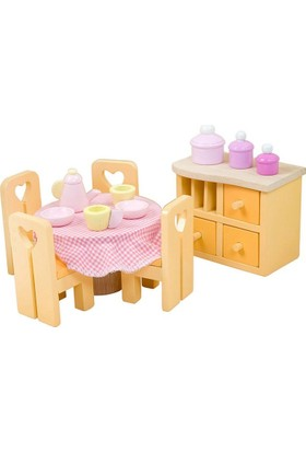 Le Toy Van Sugerplum Yemek Odası Seti