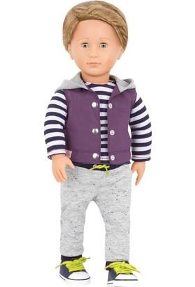 Our Generation Rafael Erkek Oyuncak Bebek