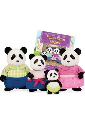 Li'l Woodzeez Panda Ailesi