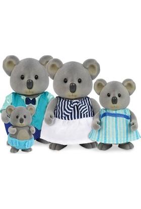 Li'l Woodzeez Koala Ailesi