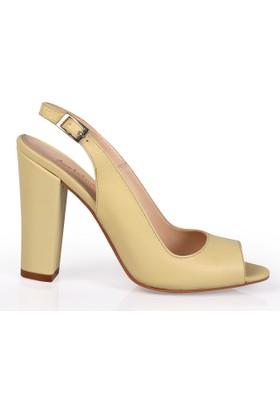 Deristudio Ft435 Kadın Topuklu Ayakkabı