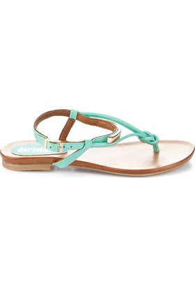 Deristudio Yb1239 Kadın Sandalet