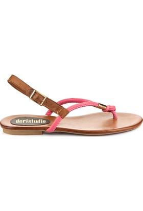 Deristudio Yb2024 Kadın Sandalet