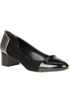 Ziya Kadın Ayakkabı 7339 314 Siyah-Gri