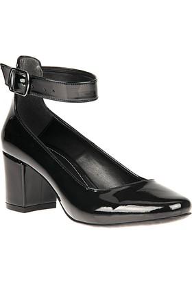Ziya Kadın Ayakkabı 7339 7360 2 Siyah