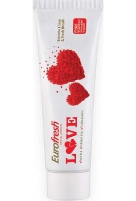 Farmasi Eurofresh Love Diş Macunu