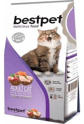 Bestpet Adult Cat Mıx 10*1 Kg