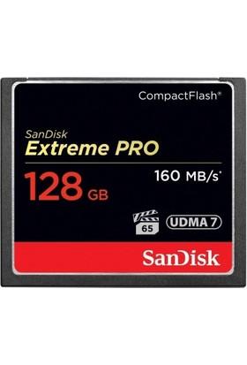 Sandisk Extreme Pro 128 gb 160 Mb CF Kart