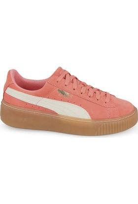 363906-04 Puma Suede Platform Kadın Sneaker