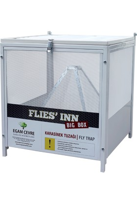Flies Inn Big Box   Karasinek Tuzağı