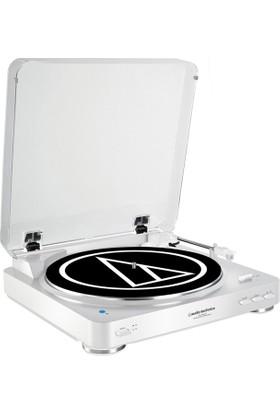 Audio Technica LP60 Bluetooth Pikap Beyaz